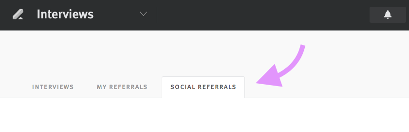 What are social referrals? – Lever Support