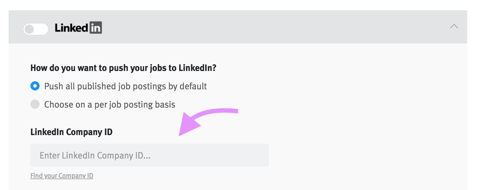 how to find my linkedin url